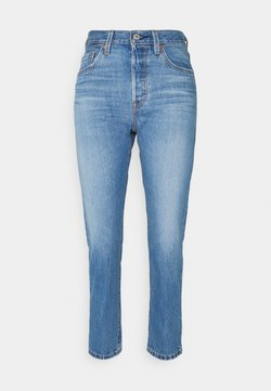 Levi's® - 501® CROP - Relaxed fit -farkut - athens day to day