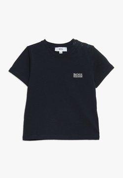BOSS Kidswear - KURZARM BABY - Camiseta estampada - marine