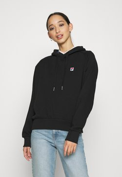 Fila - FLORESHA HOODY - Sweat à capuche - black