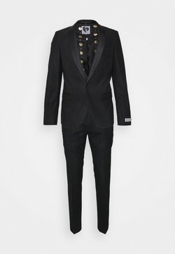 Twisted Tailor - ELSTOW SUIT - Costume - black