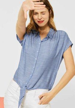 Street One - Skjorta - blau
