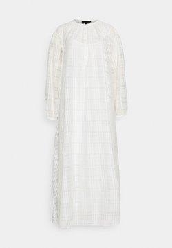 Birgitte Herskind - KARMA DRESS 2-IN-1 - Blusenkleid - white