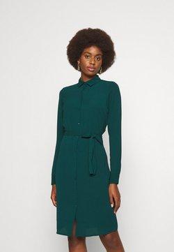 Vero Moda Tall - VMSAGA DRESS - Skjortekjole - sea moss