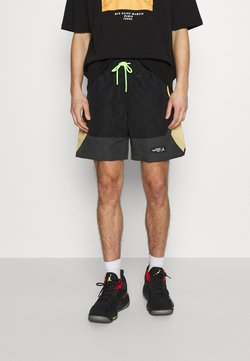Jordan - Shorts - black/smoke grey/citron pulse/electric green