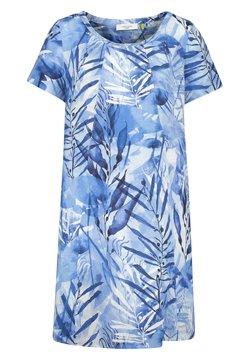Gerry Weber - Sukienka letnia - blau druck