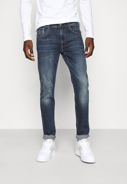 Replay - ANBASS - Slim fit jeans - medium blue