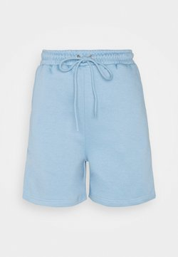 Missguided Tall - ELASTICATED WAISTBAND - Shorts - baby blue