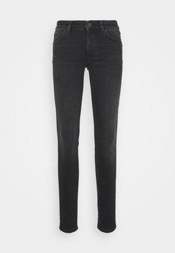 Marc O'Polo - LULEA SLIM - Jeans Slim Fit - black softwear wash