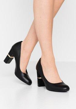 Anna Field - LEATHER PUMPS - High heels - black