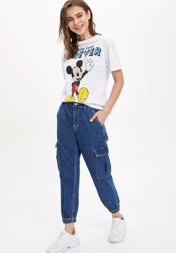DeFacto - Relaxed fit jeans - blue