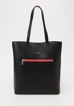 HUGO - ISABEL TOTE - Shopping Bag - black