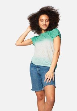 Mavi - T-Shirt print - holly green