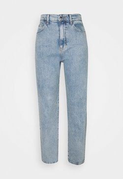 Gina Tricot Tall - COMFY TALL STRAIGHT - Jeans Relaxed Fit - sky blue