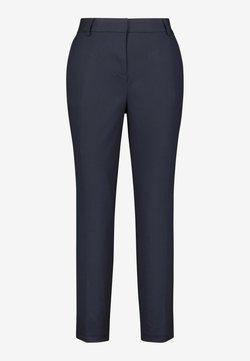 Next - TAILORED SLIM - Spodnie materiałowe - blue