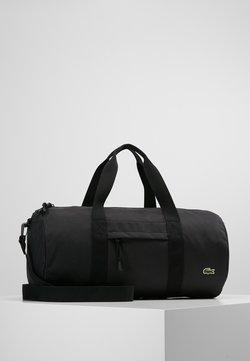 Lacoste - ROLL BAG - Sporttasche - black