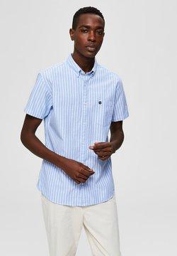 Selected Homme - SHORT SLEEVED - Skjorte - light blue