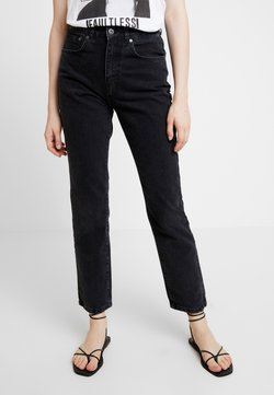 Ragged Jeans - BUTT CUT - Relaxed fit jeans - charcoal