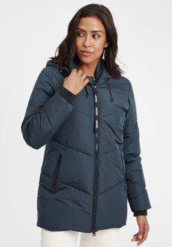 Oxmo - JUNCHEN - Płaszcz zimowy - insignia blue