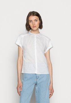 Marc O'Polo - BLOUSE CREW NECK - Camicia - white