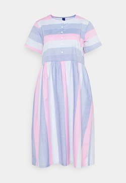Résumé - DELPHINE DRESS - Shirt dress - pink