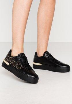Liu Jo Jeans - SILVIA  - Sneakers laag - black