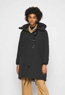G-Star - HOODED PADDED FISHTAIL  - Parka - black