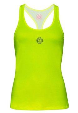 BIDI BADU - Funktionsshirt - neon yellow