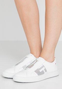 HUGO - FUTURISM  - Sneakers laag - silver