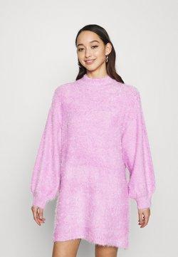 NA-KD - STEPHANIE DURANT - Gebreide jurk - pink