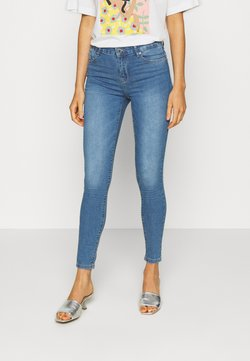 ONLY - ONLIRIS PUSHUP  - Jeans Skinny Fit - light-blue denim