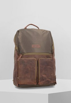 Greenburry - VINTAGE TEC - Tagesrucksack - brown/olive