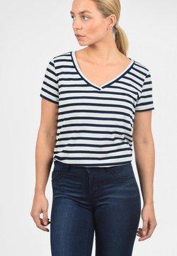 JDY - LEONIE - T-Shirt print - sky captain