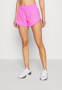 Puma - IGNITE SHORT - kurze Sporthose - luminous pink