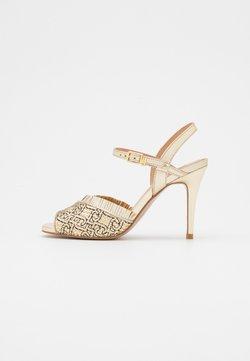 Liu Jo Jeans - APRIL  - Sandaler - light gold