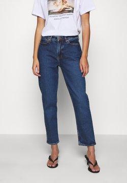 Samsøe Samsøe - MARIANNE  - Jeans straight leg - blue denim