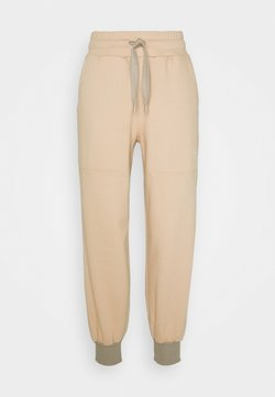 adidas by Stella McCartney - Jogginghose - soft powder/light brown