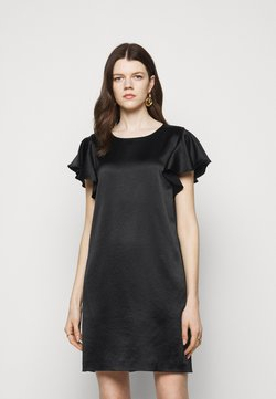Milly - BRYCE RUFFLE DRESS - Cocktailkleid/festliches Kleid - black