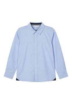 Name it - Vapaa-ajan kauluspaita - cashmere blue