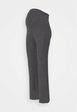 Anna Field MAMA - Pantalones - dark grey