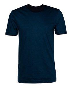 BOSS - TESSLER - T-Shirt print - blue