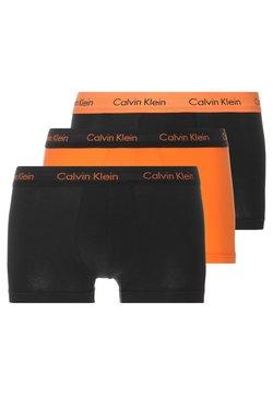 Calvin Klein Underwear - LOW RISE TRUNK 3 PACK - Shorty - multi