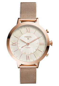 Fossil Smartwatches - Q JACQUELINE - Uhr - roségold-coloured