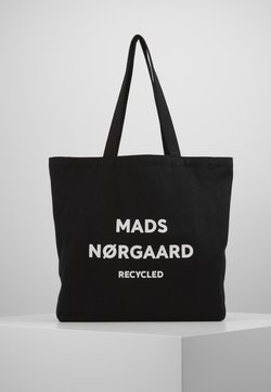 Mads Nørgaard - BOUTIQUE ATHENE - Shopping Bag - black/white