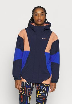 Columbia - EUROCARVEJACKET - Outdoorjacke - nova pink/lapis blue/dark nocturnal
