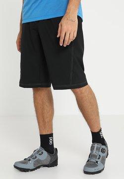 Vaude - ME LEDRO  - kurze Sporthose - black