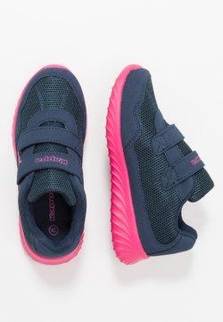 Kappa - CRACKER II  - Trainings-/Fitnessschuh - navy/pink