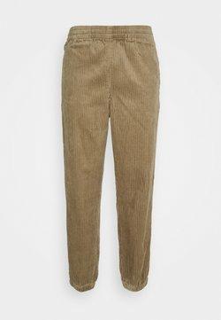 Weekday - JON TROUSERS - Pantaloni - beige