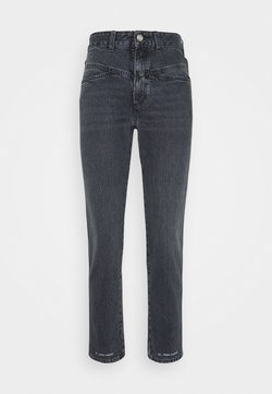 CLOSED - PEDAL PUSHER - Jeans Straight Leg - mid grey