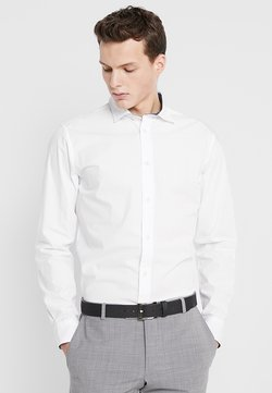 Selected Homme - SLHSLIMMARK-WASHED - Businesshemd - bright white