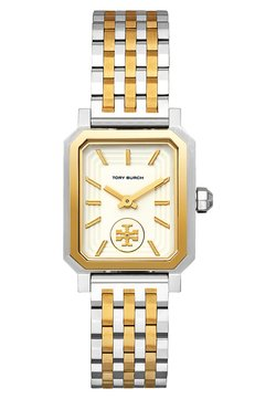 Tory Burch - THE ROBINSON - Montre - gold-coloured/silver-coloured